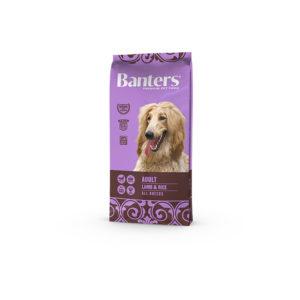 Banters Dog Adult Lamb & Rice 15kg