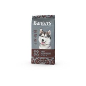 Banters Dog Grain Free Adult 15kg