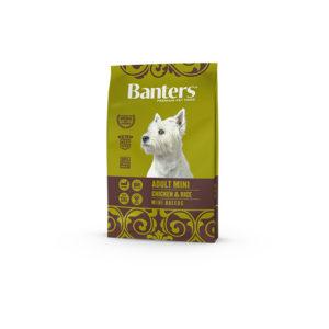Banters Dog Mini 8kg