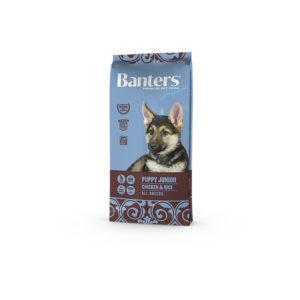 Banters Dog Puppy Chicken & Rice 15kg