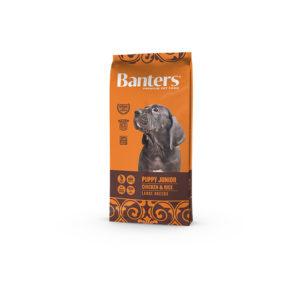 Banters Dog Puppy Large 15kg